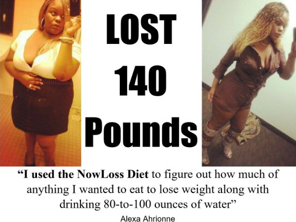nowloss diet results