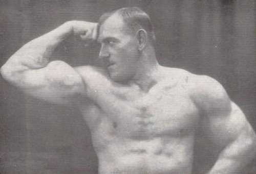 Herman Goerner did not use supplements