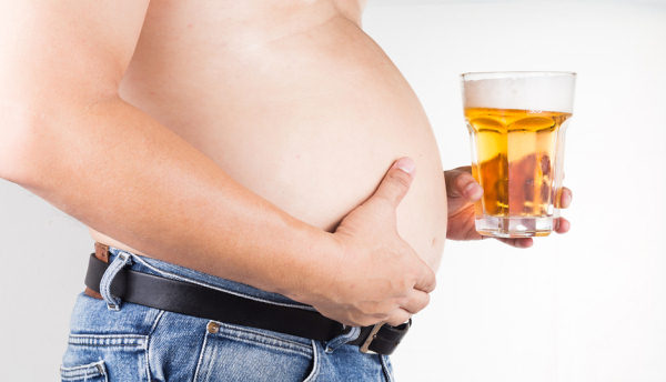 does alcohol make you fat