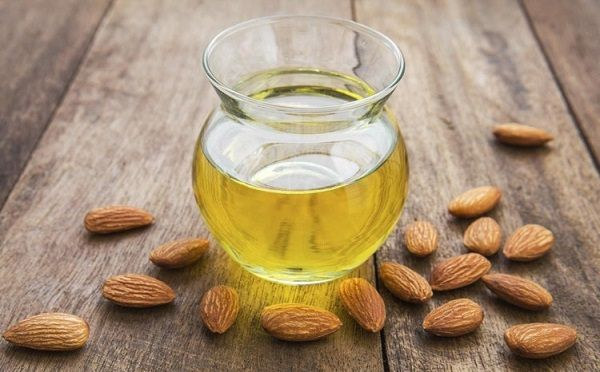 almond oil hair loss