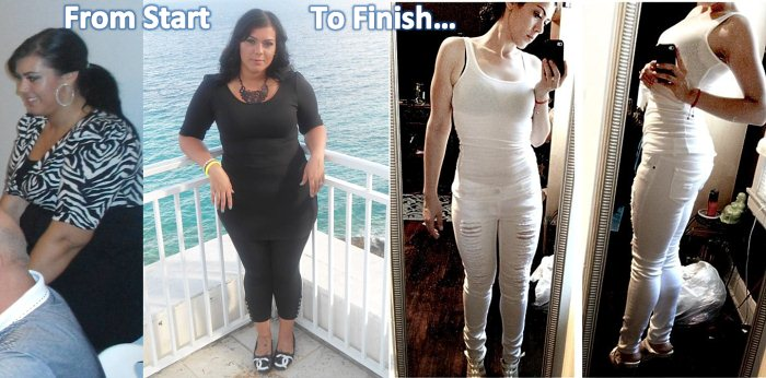 Anja Lost 98 Pounds!
