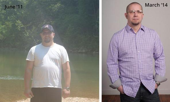 loses 75 pounds