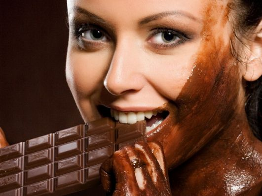how chocolate is good for you