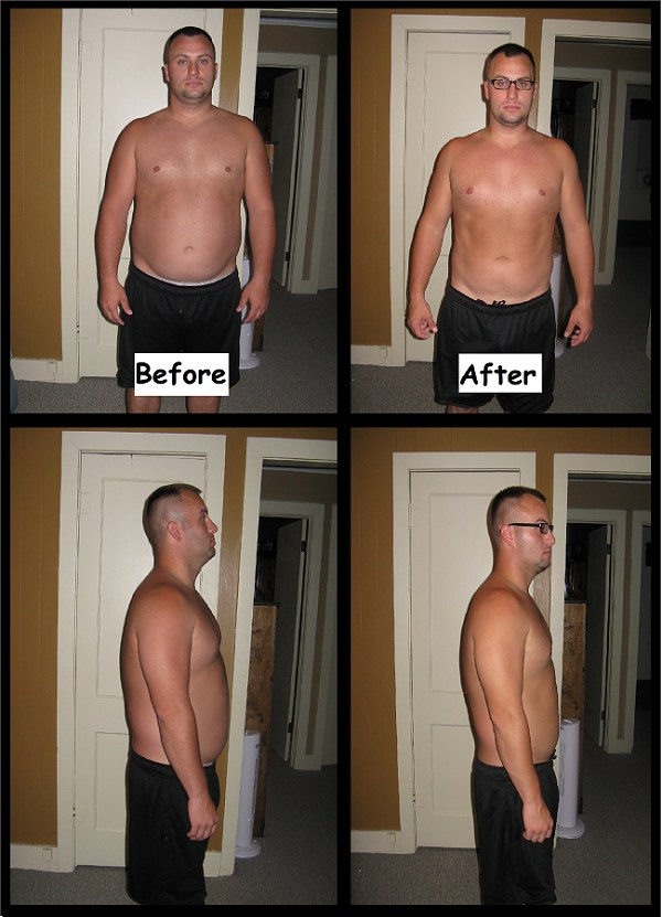 fastest way to lose weight for men in 2 weeks