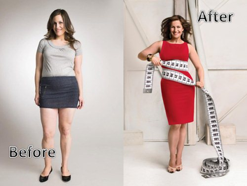 how to look 10 pounds slimmer