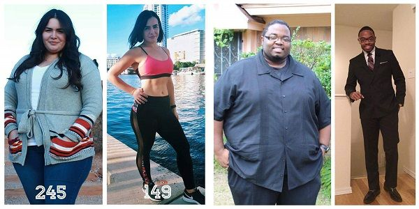 Celebrity tips for losing weight fast