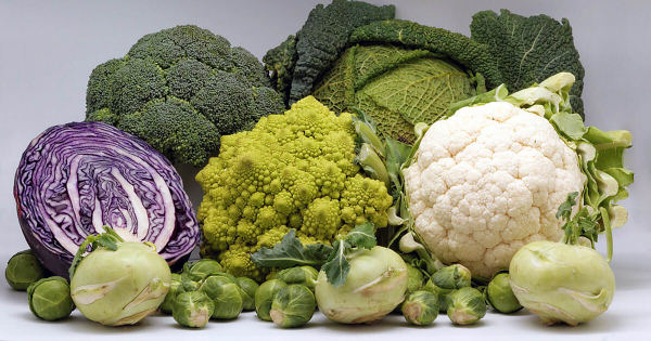 Avoid Cruciferous Vegetables for flat belly
