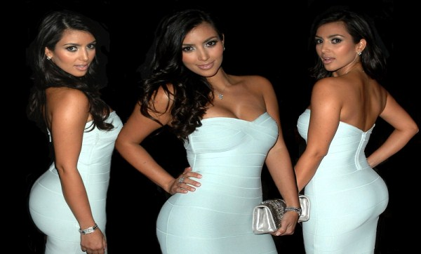 how to get curvy figure like kim kardashian