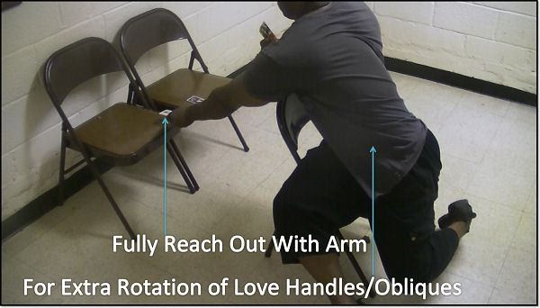 end of love handle exercise