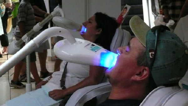 teeth whitening methods don't work