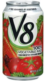 v8 best way to lose weight