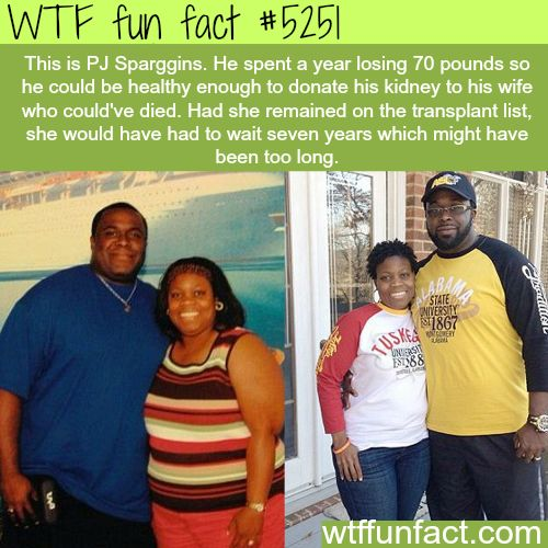 wife motivates husband to lose 70 lbs