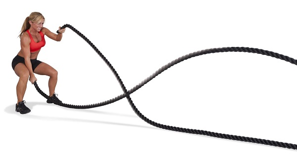 length battle rope