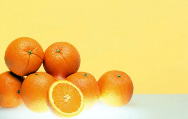 yellow orange skin foods
